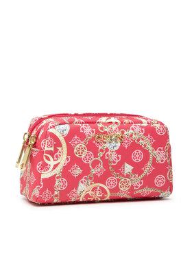 Guess Guess Pochette per cosmetici Milene Accessories PWMILE P1373 Rosso