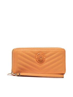 Guess Guess Veliki ženski novčanik Lida (VG) Slg SWVG81 27460 Narančasta