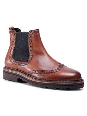 Marc O'Polo Marc O'Polo Kotníková obuv s elastickým prvkem 008 25945002 156 Béžová