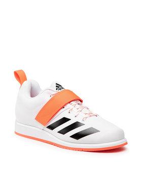 adidas adidas Topánky Power Perfect III GZ2865 Biela