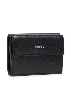 Furla Furla Малък дамски портфейл Babylon PCY9UNO-B30000-O60000-1-007-20-CN-P Черен