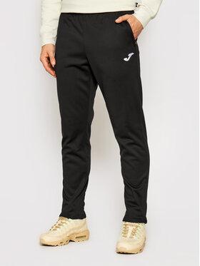 Joma Joma Spodnie dresowe Elba 100540.100 Czarny Regular Fit