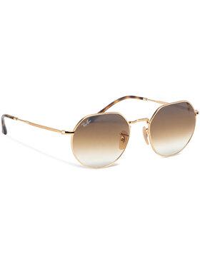 Ray-Ban Ray-Ban Слънчеви очила Jack 0RB3565 001/51 Златист