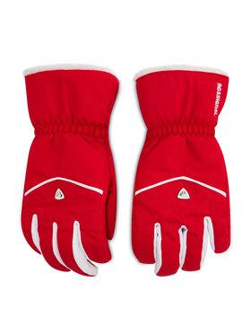 Rossignol Rossignol Γάντια για σκι W Romy Impr G RLIWG11 Κόκκινο