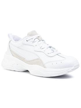 Puma Puma Παπούτσια Cilia Lux 370282 05 Λευκό