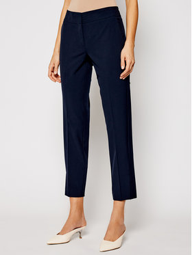 Marella Marella Chinos Film 31311411 Dunkelblau Regular Fit