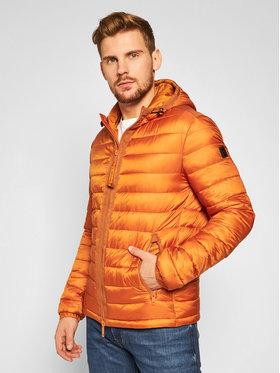 Strellson Strellson Пухено яке 11 S.C. Modica 30023013 Оранжев Regular Fit