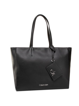 Calvin Klein Calvin Klein Sac à main Shopper Md K60K606664 Noir