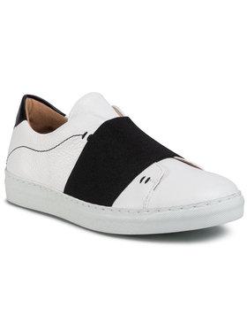 Gino Rossi Gino Rossi Chaussures basses Mariko DPK093-880-1078-0734-0 Blanc