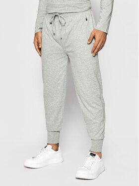 Polo Ralph Lauren Polo Ralph Lauren Pyžamové nohavice Sle 714844763001 Sivá