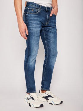 Calvin Klein Jeans Calvin Klein Jeans Slim fit džínsy Da142 J30J315354 Tmavomodrá Slim Fit