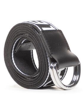 Calvin Klein Jeans Calvin Klein Jeans Cintura da uomo Double D Ring Tape 40mm K50K506423 Nero
