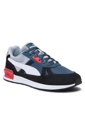 Puma Puma Sneakersy Graviton Pro 380736 03 Tmavomodrá