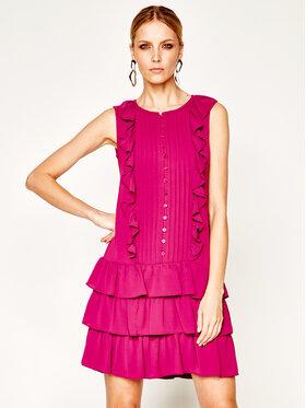 Liu Jo Liu Jo Kokteilinė suknelė FA0317 T5523 Violetinė Regular Fit