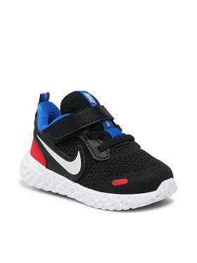 Nike Nike Обувки Revolution 5 (Tdv) BQ5673 020 Черен