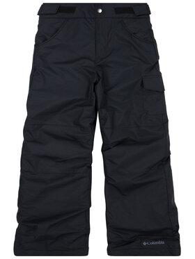 Columbia Columbia Lyžařské kalhoty Ice Slope 1523671 Černá Regular Fit