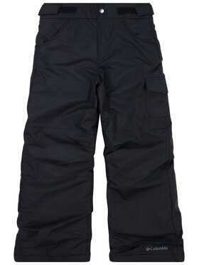 Columbia Columbia Pantaloni de schi Ice Slope 1523671 Negru Regular Fit
