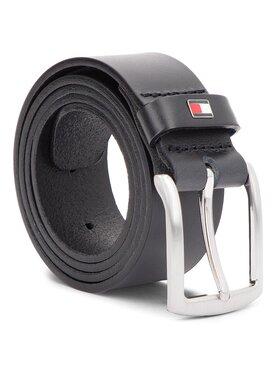 Tommy Hilfiger Pánsky opasok New Denton 3.5 Belt E3578AI208 85 Čierna