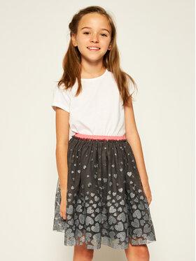 Billieblush Billieblush Suknja U13227 Siva Regular Fit
