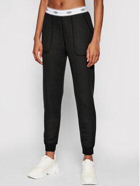 Ugg Ugg Teplákové nohavice Catchy 1104852 Čierna Relaxed Fit