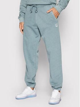Reebok Reebok Pantalon jogging Classics Natural Dye GS9156 Vert Relaxed Fit