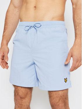 Lyle & Scott Lyle & Scott Kupaće gaće i hlače Plain Swim SH1204V Plava Regular Fit