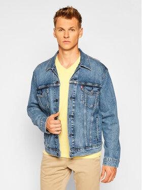 Levi's® Levi's Τζιν μπουφάν Trucker 72334-0511 Σκούρο μπλε Regular Fit