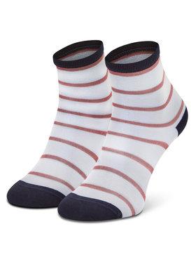 Tommy Hilfiger Tommy Hilfiger Ponožky Kotníkové Dámske 100002392 Biela