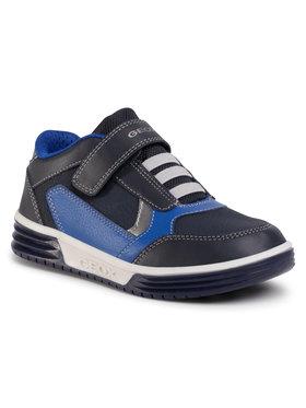 Geox Geox Laisvalaikio batai J Argonat B. A J0229A 0BCBU C4226 D Tamsiai mėlyna