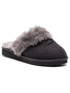 Ugg Ugg Pantofole W Cozy Knit Slipper 1095116 Nero