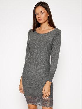 Guess Guess Плетена рокля Celine W0BK1I Z2QT0 Сив Regular Fit