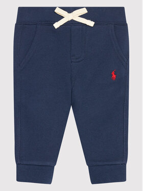 Polo Ralph Lauren Polo Ralph Lauren Pantaloni trening 320720897003 Bleumarin Regular Fit
