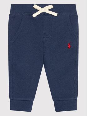 Polo Ralph Lauren Polo Ralph Lauren Teplákové kalhoty 320720897003 Tmavomodrá Regular Fit