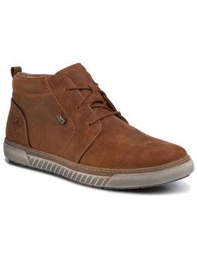 Rieker Rieker Šnurovacia obuv 37930-26A (OBUWIE, Obuwie) Hnedá