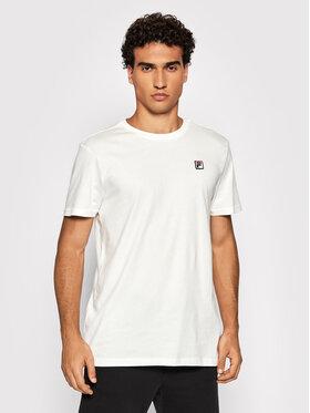 Fila Fila T-shirt Samuru 688977 Blanc Regular Fit