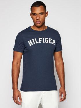 Tommy Hilfiger Tommy Hilfiger T-Shirt UM0UM00054 Dunkelblau Regular Fit