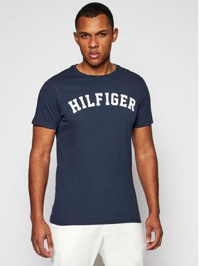 Tommy Hilfiger Tommy Hilfiger T-Shirt UM0UM00054 Tmavomodrá Regular Fit