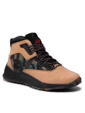 Timberland Timberland Sneakersy Solar Wave Mid TB0A2FTV2311 Hnedá