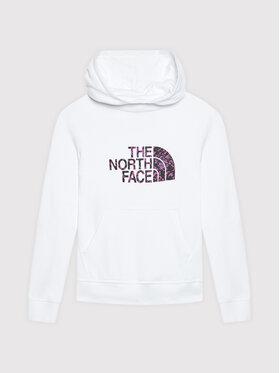 The North Face The North Face Majica dugih rukava NF0A558T2AT1 Bijela Regular Fit