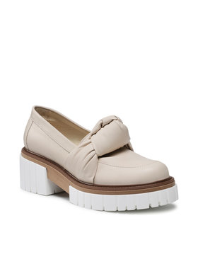 Carinii Carinii Κλειστά παπούτσια B7252 Μπεζ