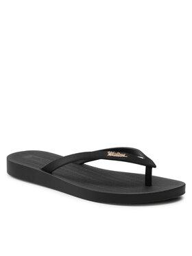 Melissa Melissa Джапанки Sun Flip Flop Ad 33493 Черен