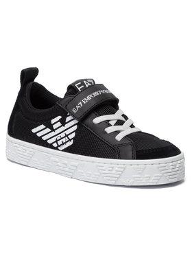 EA7 Emporio Armani EA7 Emporio Armani Sneakersy XSX008 XOT06 A120 Czarny