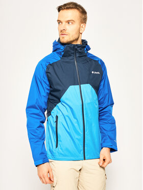 Columbia Columbia Outdoor striukė Rain Scape EO0080 Regular Fit