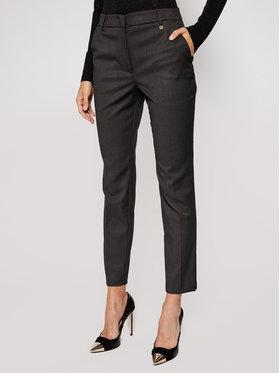 Liu Jo Liu Jo Текстилни панталони CF0060 T1801 Сив Regular Fit