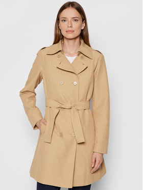 MAX&Co. MAX&Co. Demisezoninis paltas Milo 40245021 Ruda Regular Fit