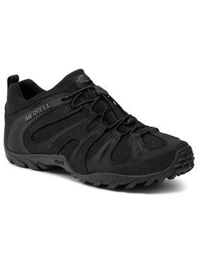 Merrell Merrell Παπούτσια πεζοπορίας Cham 8 Stretch Tactical J099405 Μαύρο