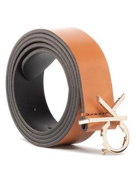 Calvin Klein Calvin Klein Cintura da donna Low Fix Belt 3.0 K60K606716 Marrone