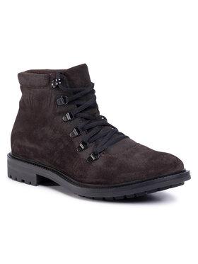 Gino Rossi Gino Rossi Outdoorová obuv Ricky MTU180-289-5700-3700-F Hnedá
