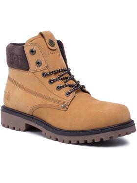 Wrangler Wrangler Outdoorová obuv Arch WM92011A Žltá