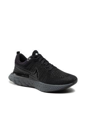 Nike Nike Boty React Infinity Run Fk 2 CT2357 003 Černá